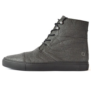 '00 Ananasfaser Boots Black - SORBAS