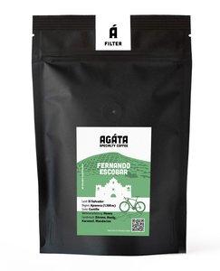 Fernando Escobar, Filterkaffee oder Espresso, 250g - AGÁTA Rösterei & Café