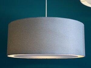 Hängeleuchte flat African Fellow - my lamp