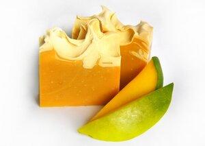Mango Lassi Seife  - Sauberkunst