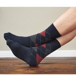 Herren Socken FRIEDO 2er Pack - Living Crafts