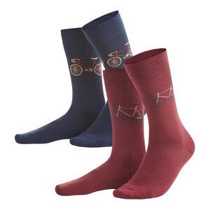 Herren Socken FALK 2er Pack - Living Crafts