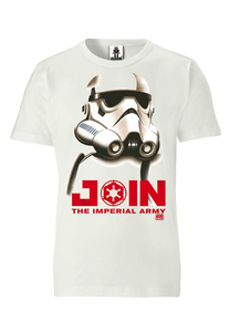 LOGOSHIRT - Star Wars - Stormtrooper - T-Shirt - 100% Organic Cotton  - LOGOSH!RT