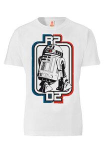 LOGOSHIRT - Star Wars - R2-D2 - T-Shirt - 100% Organic Cotton - LOGOSH!RT