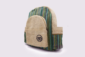 HH Rucksack RAMRI (Backpack) - Himal Hemp