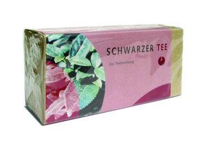 Bio Schwarzer Tee FB 25 Filterbeutel - Weltecke
