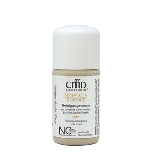 Royale Essence Reinigungscreme - 30 ml Reisegröße - CMD Naturkosmetik