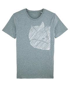 Bio Faires Herren T-Shirt 'Fuchs 2.0' verschiedene Farben. - ilovemixtapes