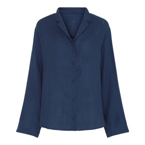 Vivienne Shirt Bio-Baumwolle Gaueje-Webung - CARE BY ME