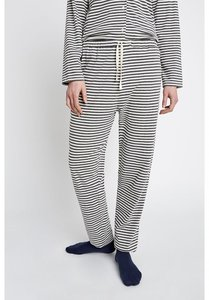 Hose - Stripe Pyjama Trousers - People Tree