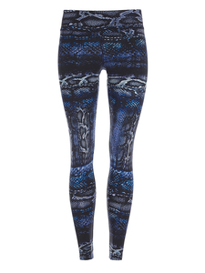 Yogahose - Join the Class Legging - lizard - Mandala