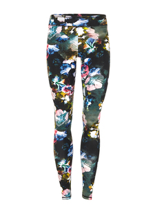 Yogahose - Join the Class Legging - fairy forest - Mandala
