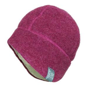 Mütze Milan Bio-Schurwollfleece für Babys / Kinder / Erwachsene - Pickapooh