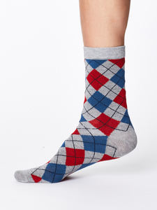 McKinnon Sustainable Bamboo Socks                          - Thought