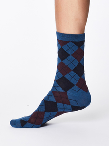 McKinnon Sustainable Bamboo Socks                          - Thought