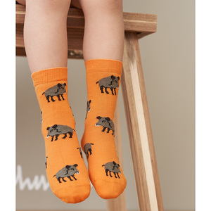 Living Crafts Kinder Socken Bear 2er-Pack Bio-Baumwolle - Living Crafts