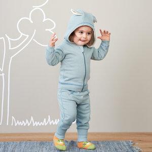 Baby Jäckchen FLAXI - Living Crafts