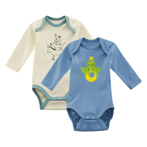 Baby Body Kurzarm FIPS - Living Crafts