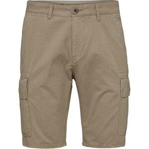 Shorts - Cargo shorts - KnowledgeCotton Apparel