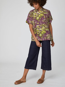 Jeans Culottes - Koco Cropped Jeans – Blau - Thought | Braintree
