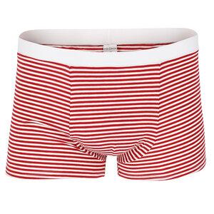 in 4 Farben: Trunk Shorts gestreift - Frija Omina