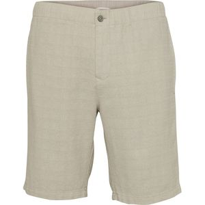 Shorts aus Ramie - Loose shorts with string inside waist - KnowledgeCotton Apparel