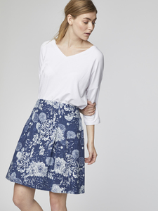 Rock - Kikii Skirt – Blau - Thought | Braintree
