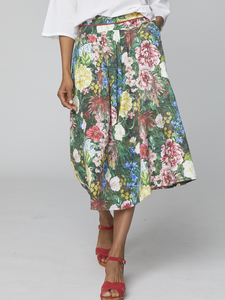 Rock - Leolani Skirt - Mehrfarbig - Thought