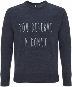 Recycling DONUT unisex Pullover - WarglBlarg!