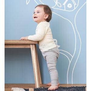 Baby / Kinder Langarm Hemd - Living Crafts