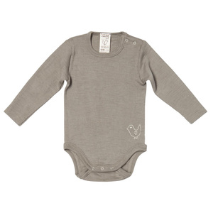 Baby Body Langarm - Living Crafts