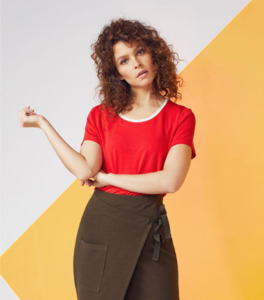 Shirt Danielle - rot - Lana