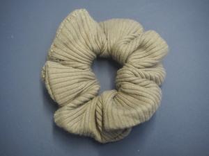 Anti Waste Haargummi aus Ripstoff - Kluntje