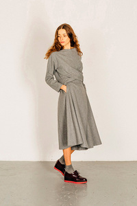 Hosenrock aus Wolle - Thais Wool - Suite 13