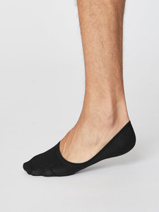 No Show Invisible Bamboo Socks Men - Thought
