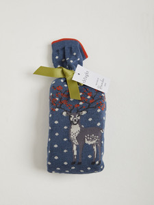 2 Paar Winter Deer Sustainable Bamboo Socks in a Bag          - Thought