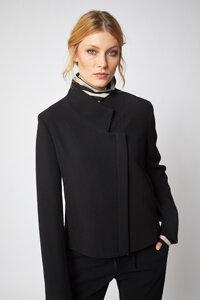 Jacke aus Schurwolle - Lanius