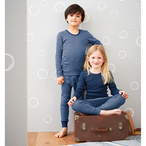 Kinder Unterhose Langarm DINGO - Living Crafts
