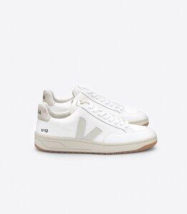 Sneaker Herren - V-12 B-Mesh - White Natural  - Veja