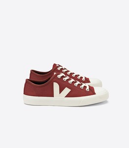 Sneaker Damen  - Wata Canvas - Marsala Pierre - Veja