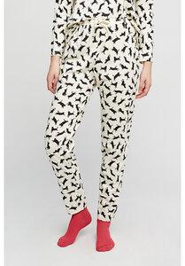 Pyjama Hose - Cat Trousers  - People Tree