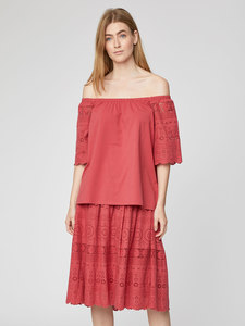 Top - Briony Top – Rot - Thought | Braintree