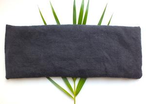 Kirschkernkissen RIGA aus Ramie und Bio-Baumwolle - MAVOLU