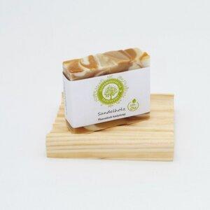 Sandelholz Seife  - Sauberkunst