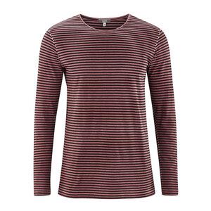 Herren Ringel-Langarm-Shirt FLORIAN - Living Crafts