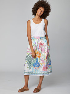Rock - Vases Skirt - Mehrfarbig - Thought