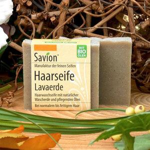 Savion Lavaerde Haarwaschseife 85g - Savion