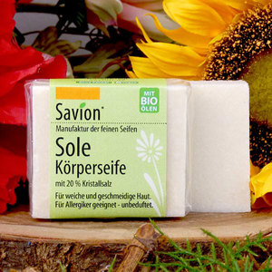 Savion Soleseife 85g - Savion
