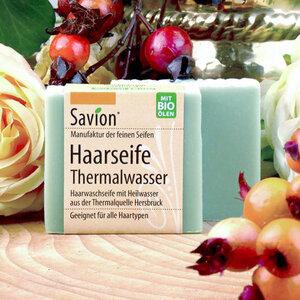 Savion Thermalwasser Haarseife 85g - Savion