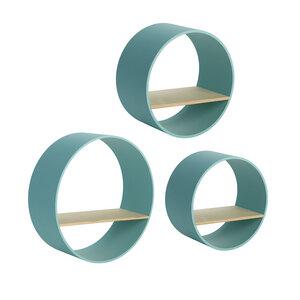CIRCUM 3er Set mit Aufhängestangen | rund:Stil - rund:Stil